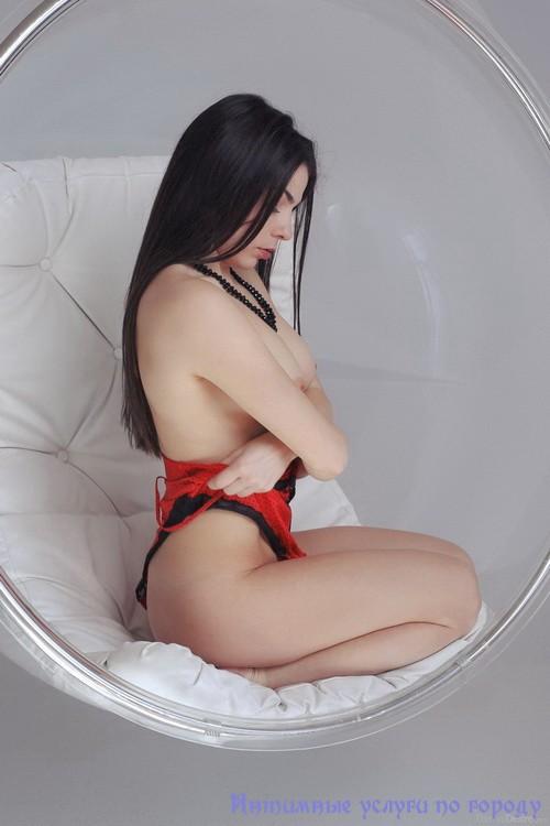 Фаина - групповой секс